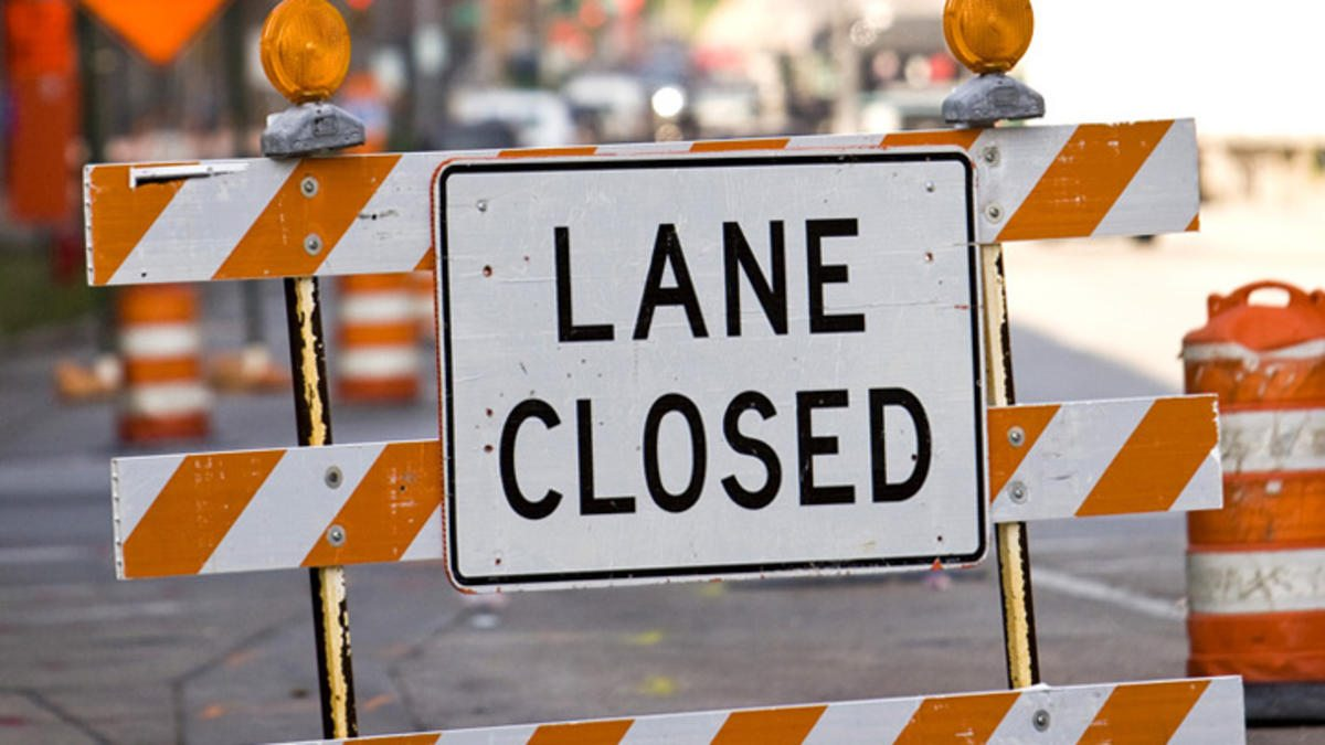 Lane Closures – Expect Delays – Rama Road near Monroe Road