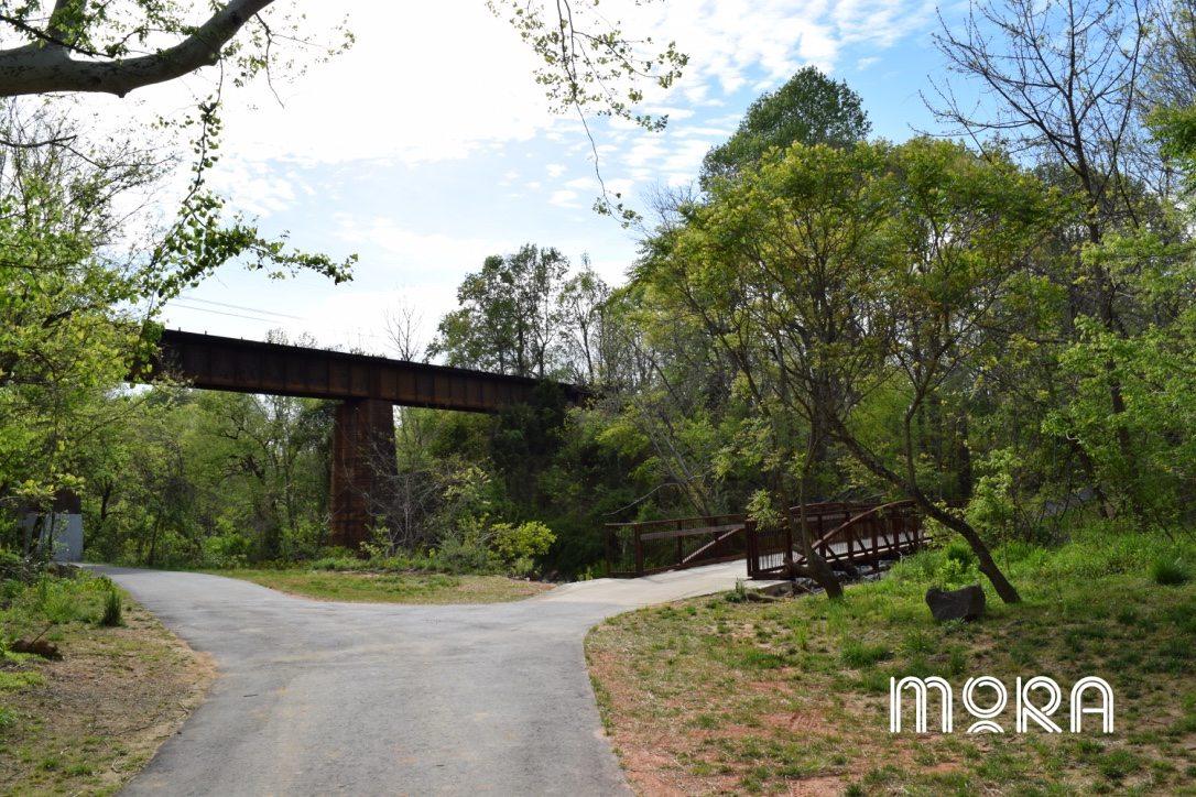 Upper McAlpine Creek Greenway