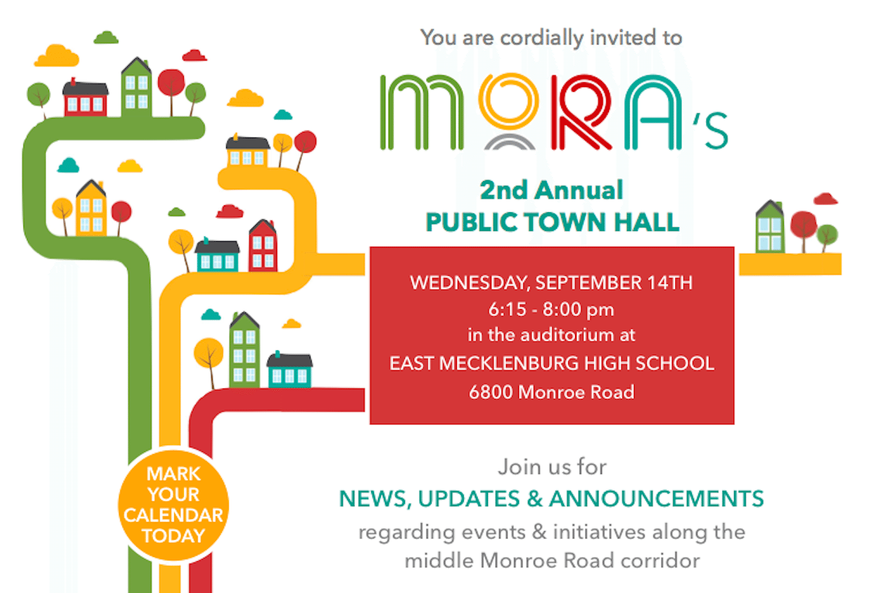 2nd Annual Town Hall, Wed Sept 14 at EMHS, 6:15-8pm