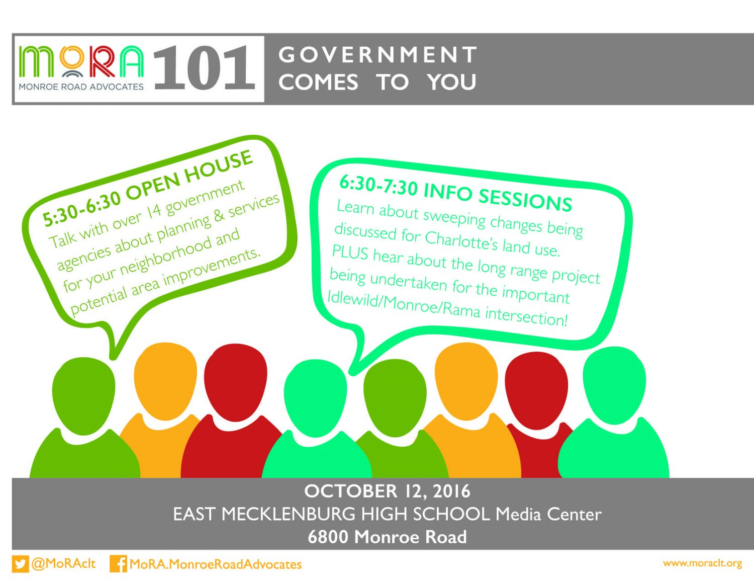 Join us for MoRA 101 on October 12!