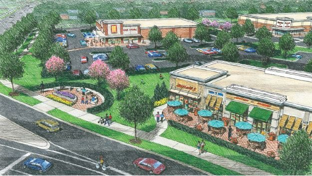 MoRA plans to support rezoning petition for new Monroe-Idlewild development