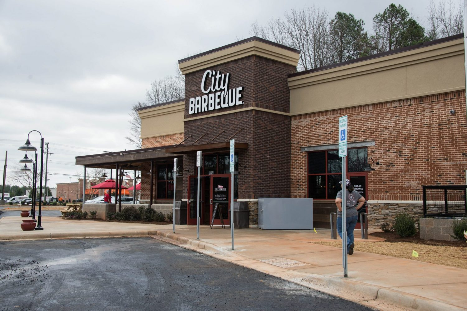 First look inside Monroe Road's City Barbeque, and it is awesome
