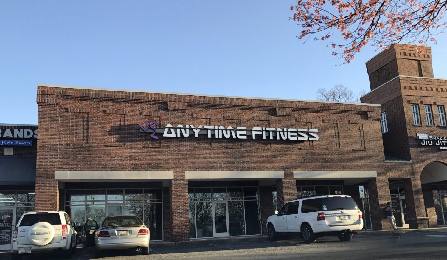 Anytime Fitness opening on Monroe Road in May