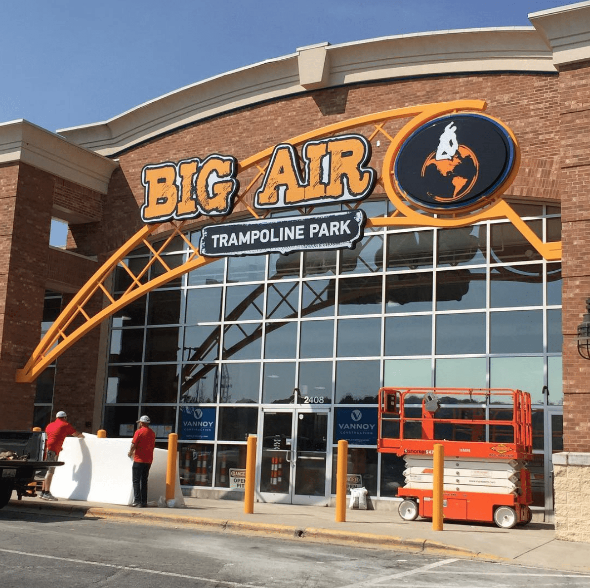 The 5 best things at the new Big Air Charlotte