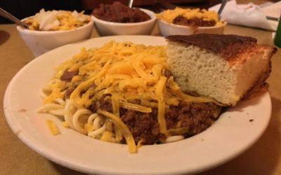 I tried all 4 chilis at Lupie's. Here's the deal.